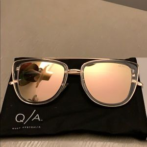 Quay Australia - French Kiss Sunglasses